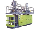 accumulator head blow molding