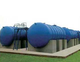 Large Water Storage