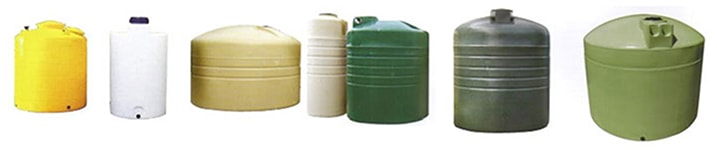 Large Hollow Containers