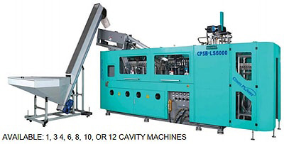 PET Blow Molding Machines