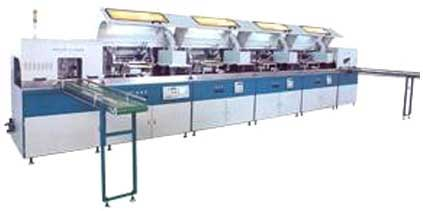 Bottle Decorating Machinery