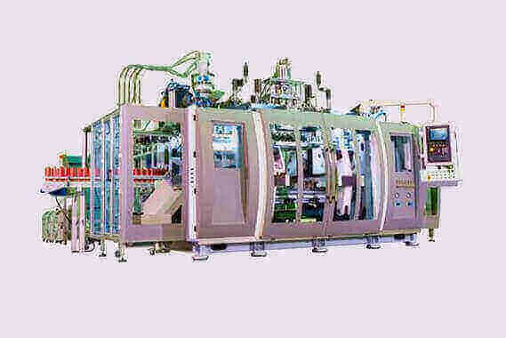 Extrusion Blow Molding Machines