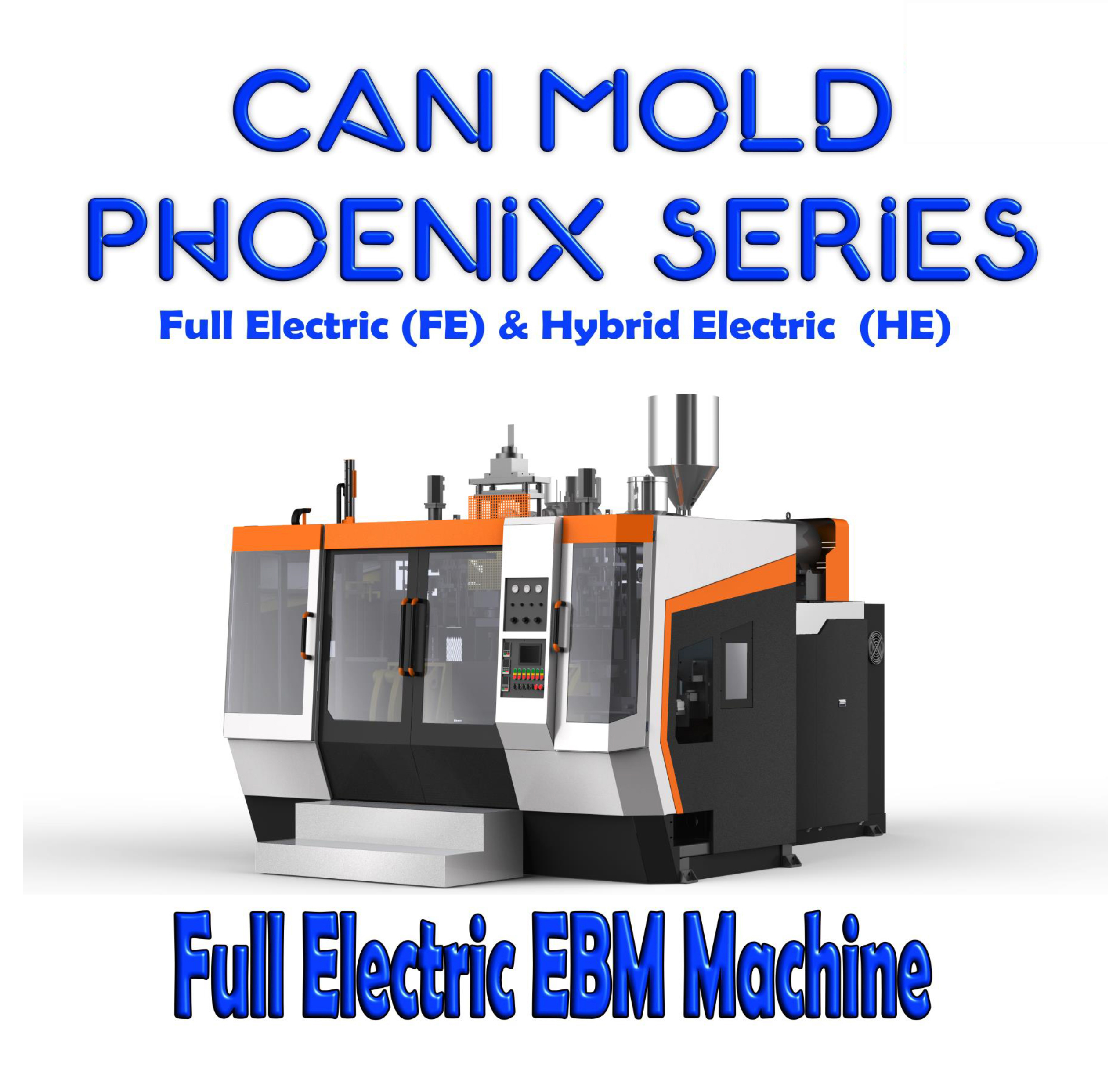 Extrusion Blow Molders