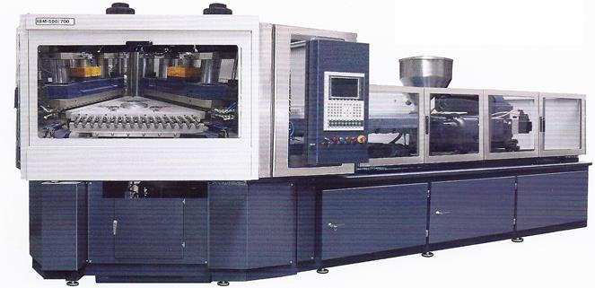 Injection Blow Molding Machinery