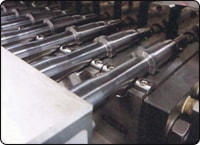 Injection Manifold of 1050 steel and pre-form