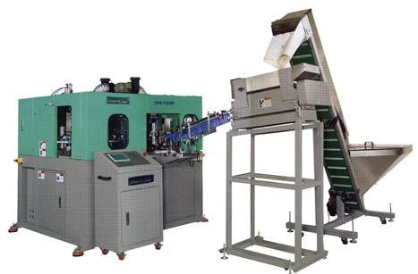reheat stretch blow molding machinery