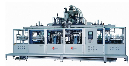Extrusion Blow Molding Machinery